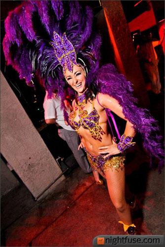Happy Entertainment Las Vegas Showgirls